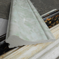 120mm Marble PS decorative Crown moulding