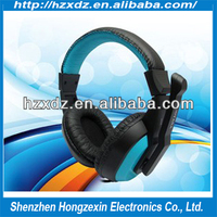 Hot Selling Fashion stereo Computer headphones,Gaming Headphone,Good quality games computer headset