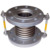 Stainless steel heat exchanger bellows