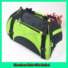 foldable pet travel bag with PVC coating