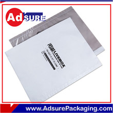custom plastic clothing packaging mail/decorative mailing envelopes/poly mailer with designs