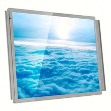 Industrial 15 inch open-frame rackmount LCD monitor