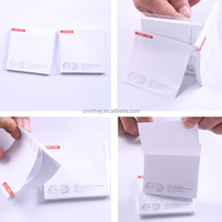 Custom memo pad /cute mini sticky note pad/stick memo holder