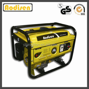 Hot sale 2KW mini dynamo generator honda engine, CE approved, Aodisen ZT2500H small home use silent generators