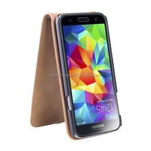 hight quality leather case for s5,wholesale cell phone accessory for samsung galaxy s5