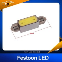 2W Super Bright COB led light car Interior lamp White Festoon Dome 36mm 12V,FREE SHIPPING Car Interior Lights Bulb Wholesale