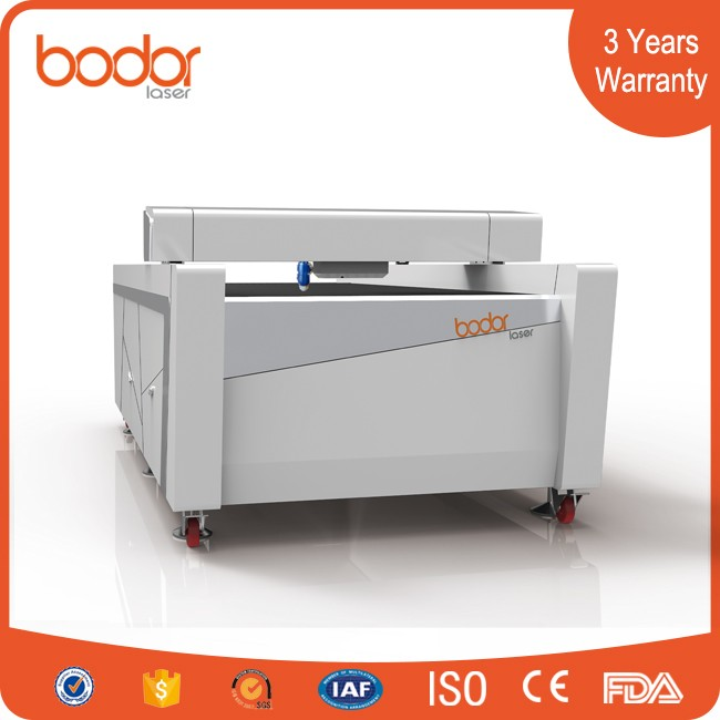Thin metal leather Mixed cutting laser tube machine BCL-BM Series from good laser