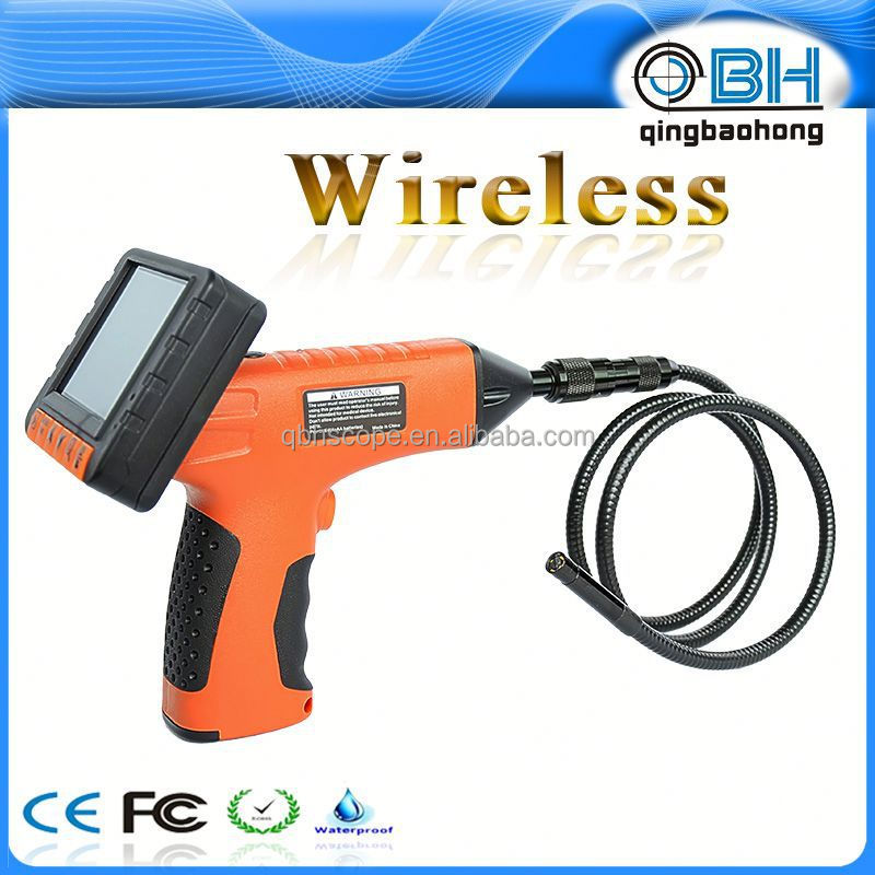 Professional Night Vision Handheld Snake Tube Camera Video Camera Pipe Inspection Camera