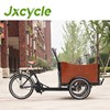 durable and confortable front cargo tricycle