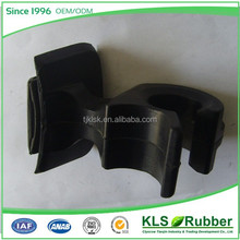 rubber coated clips