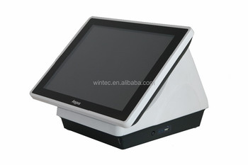 "NEW!!! 12.1"" Built-in Printer All In One POS System"