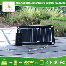 High efficient 5v 6.5w peel and stick solar panel