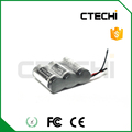 Lithium primary battery pack 9V CR123A 3S battery pack