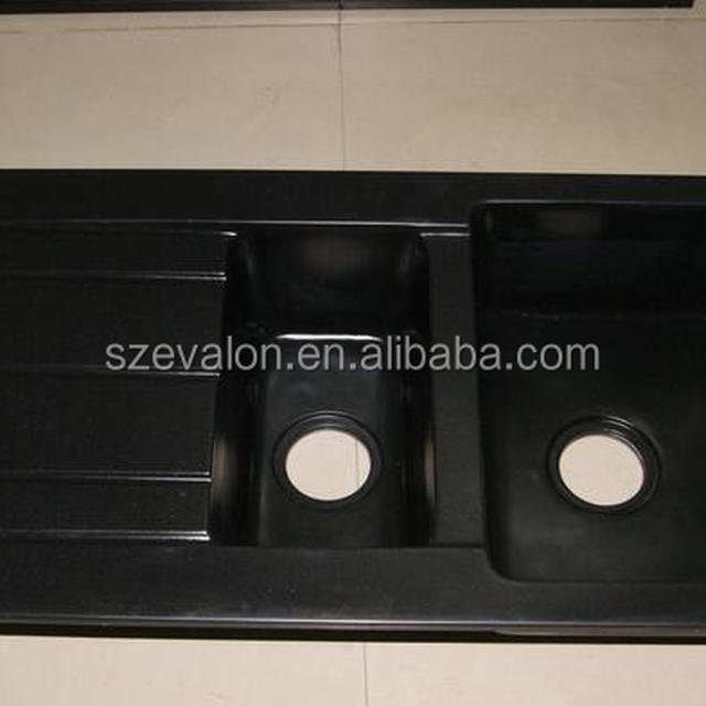 factory production acrylic kitchen sink in blackundermount kitchen sink acrylic kitchen sink in black yuanwenjun com  rh   yuanwenjun com