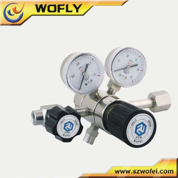 Best of W21.8-14 nitrogen oxygen natural gas pressure reducer