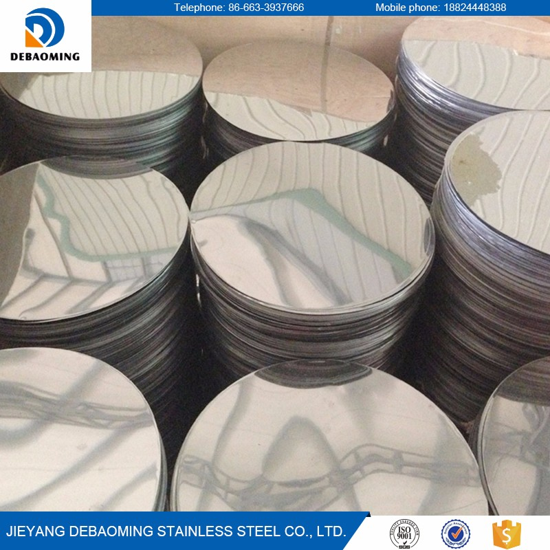 Products are verified through the BIS stainless steel 201, 410, 430, 409
