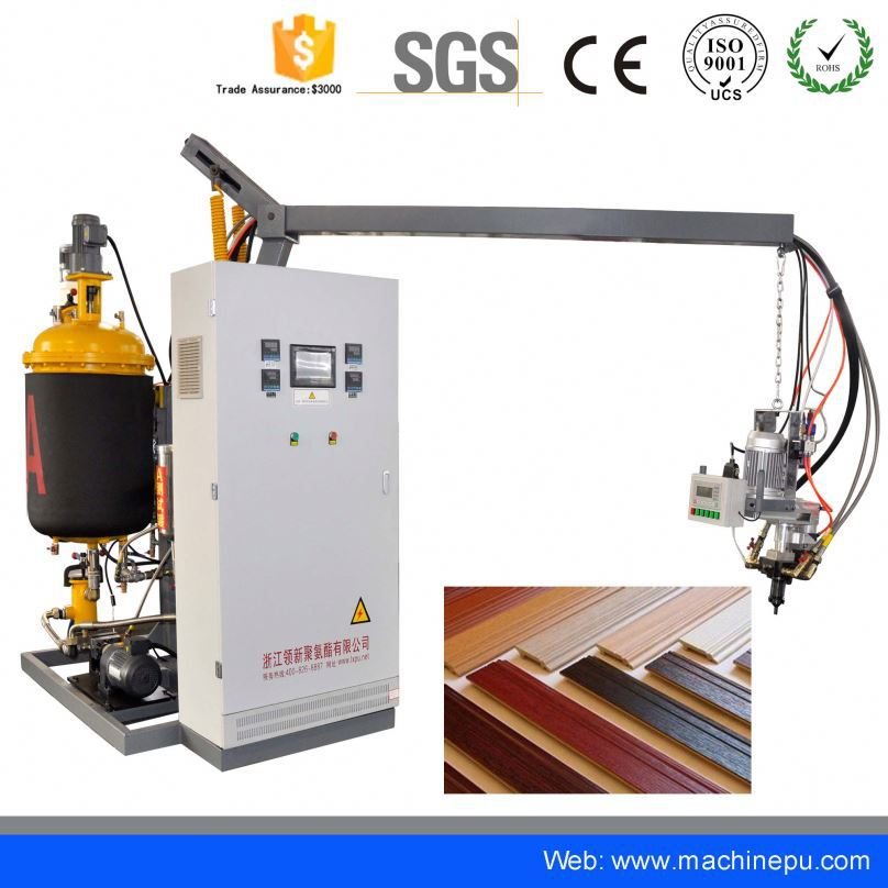 Factory price Photo Frame pu injection mixing head sole making machine