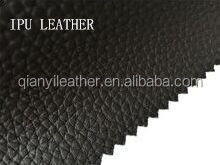 Textile raw big lichi grain pvc embossed synthetic leather for car seat material