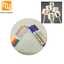 food grade health color marker pen for fast food shops
