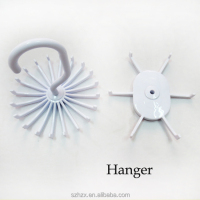 plastic peg/plastic clothes peg with hook/kids clothes hangers wholesale
