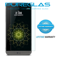 Cell phone use best quality tempered glass screen protector for LG G5
