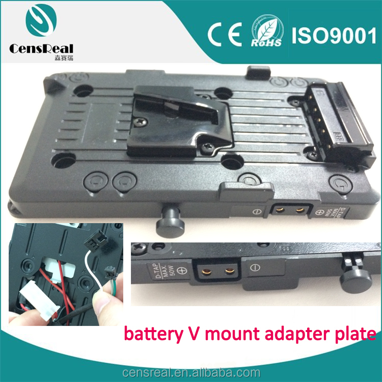 Best V mount Battery Adaptor Plate for Sony HDCAM/XDCAM camcorder