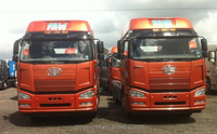 FAW J6 4*2 semi trailer truck for international sales