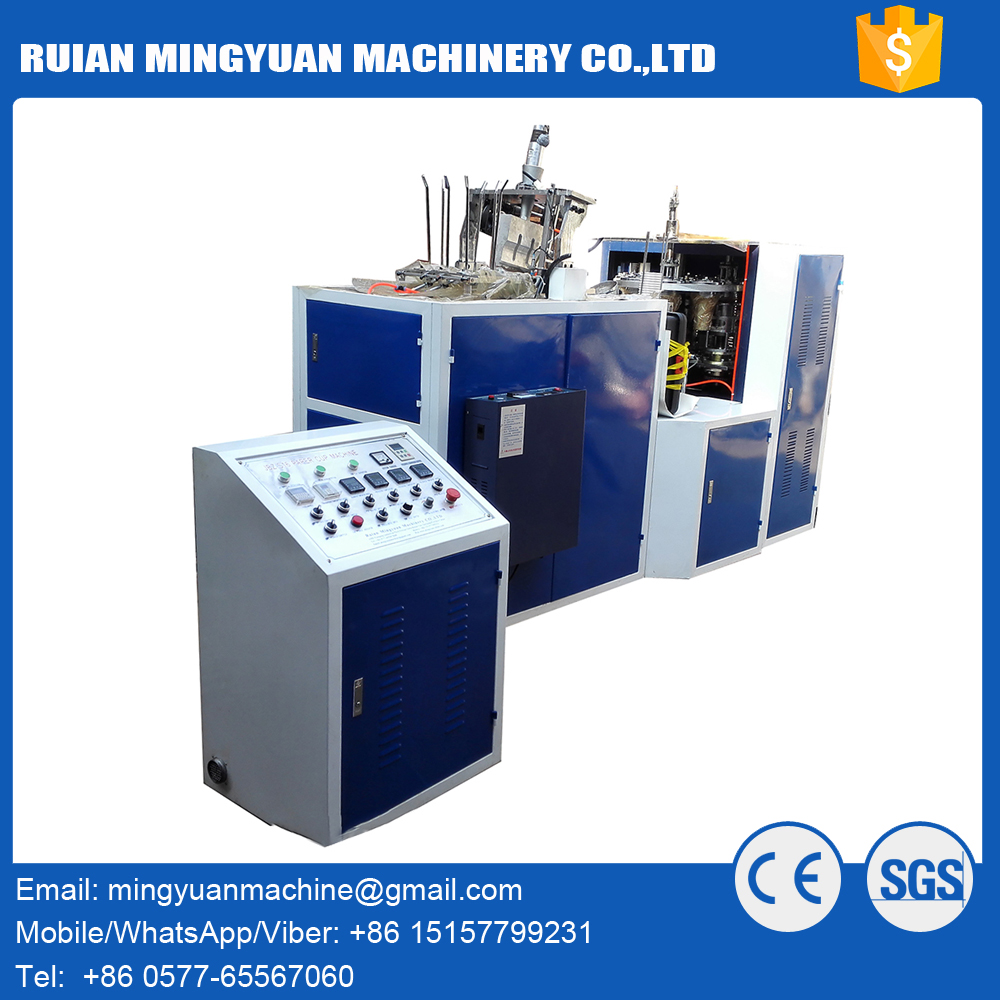 Short time delivery brilliant quality china cold drink cup machine