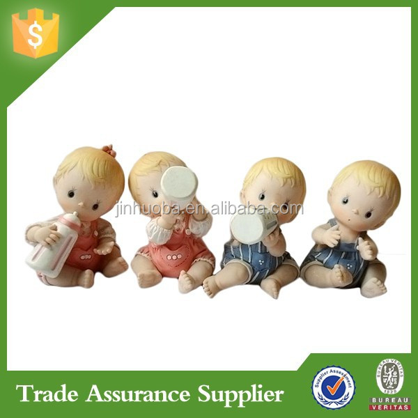 Top Quality Resin Baby Souvenirs Baby Shower Decorations/Gifts