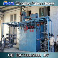 Leading Shot Blasting Machine
