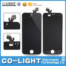 Wholesale price lcd display touch digitizer screen assembly for iphone 5g with big Discount