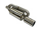 China best quality GRWA 304 stainless steel muffler