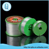 Customsize size high strength nylon hot sale monofilament line for fishing