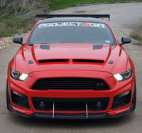 factory outlet mustang upgrade GT239 ROUSH PP material body kit front bumper rear bumper