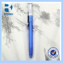 wholesale ball pen stationery customise plastic pen--RTPP0012