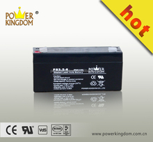 sealed rechargeable battery 6v 5ah lead acid battery 6v 5ah 20hr rechargeable battery