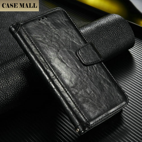 Crack pu leather Case For Samsung Galaxy S6 edge,Luxury Wallet Case For Samsung S6edge,For Samsung S6 edge phone <strong>accessories</strong>