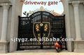 New Style iron gates best sale on th world