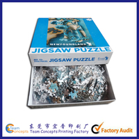 Jigsaw Paper Puzzle Games For Adults