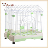 S, M, L ,XL ,XXL Strong Stainless Steel Metal Large Dog Cage For Sale