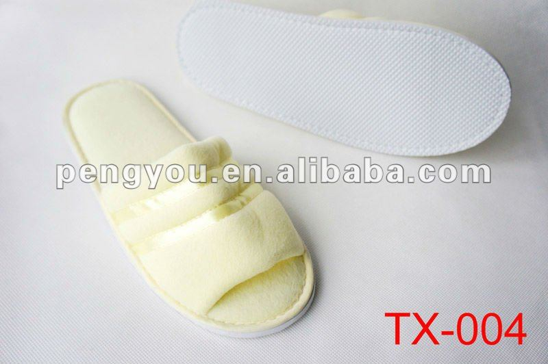 little duck yellow Hotel Slipper/Slim slipper/Hotel/Spa SLIPPER