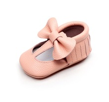new design light weight high quality cheap promotional infant footwear prewalker baby shoes