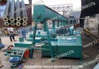 Long duration and easy operate charcoal briquette ball press machine