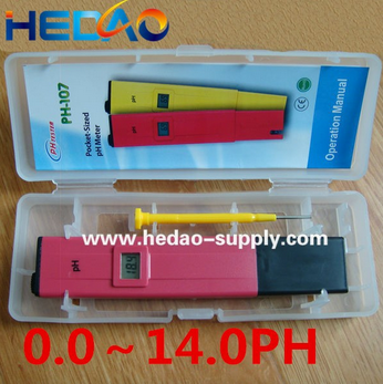 China cheap online ph meter handheld extech consort ph meter
