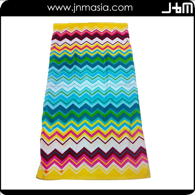 New arrival latest design promotional holiday beach towel