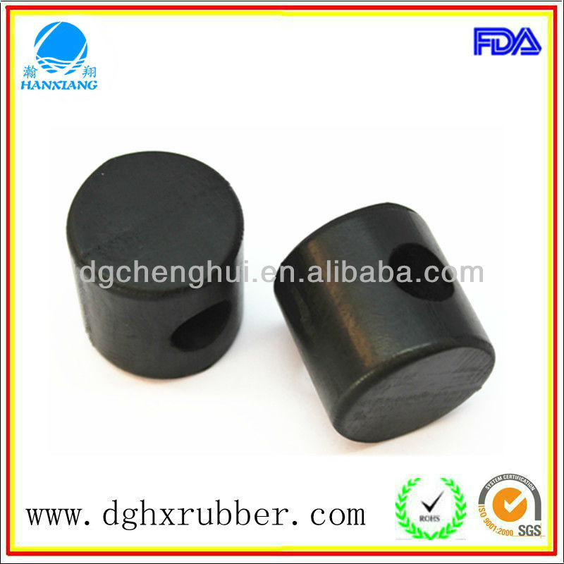 factory manufacture 2 inch rubber feet