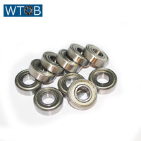 Long Life Miniature Skate Board Deep Groove Ball Bearing 6001 Z/Zz/Rs/2Rs