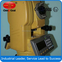 GTS-252 Total Station with High Accuracy & Long Measuring Range