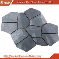 Trustworthy China Supplier Flagstone Mat Mesh Stone Tile