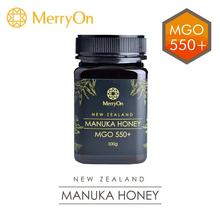 MerryOn 100% NZ MGO 550+ Manuka 500g al shifa mountain medical grade honey